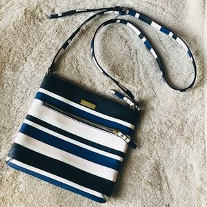 Kate Spade Crossbody Striped n' Sporty Purse